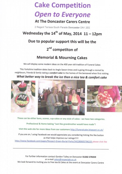 Dying Matters Awareness Day! @ Doncaster Carers Centre | Doncaster | England | United Kingdom